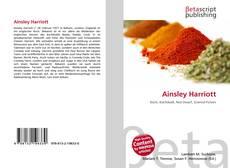 Bookcover of Ainsley Harriott
