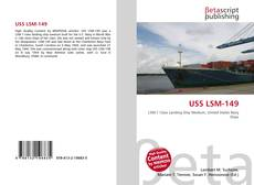 Borítókép a  USS LSM-149 - hoz
