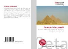 Bookcover of Ernesto Schiaparelli