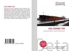 Capa do livro de USS LSM(R)-199