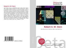 Buchcover von Robert A. M. Stern