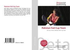 Copertina di Pakistan Fed Cup Team