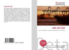 Bookcover of USS LST-230