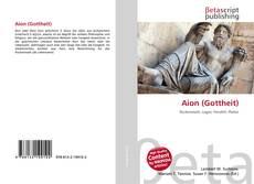 Buchcover von Aion (Gottheit)