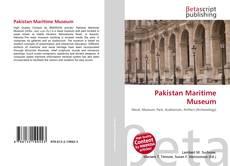 Bookcover of Pakistan Maritime Museum