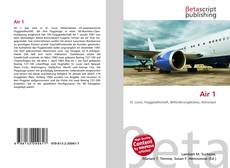 Bookcover of Air 1