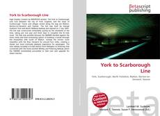 Bookcover of York to Scarborough Line