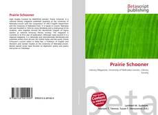 Prairie Schooner的封面