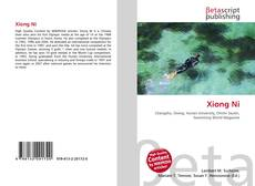 Bookcover of Xiong Ni