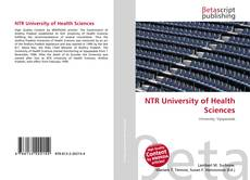 Copertina di NTR University of Health Sciences