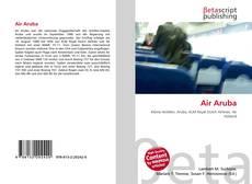 Buchcover von Air Aruba