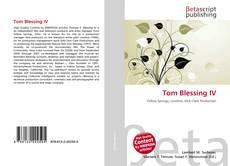Bookcover of Tom Blessing IV