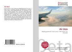 Buchcover von Air Asia