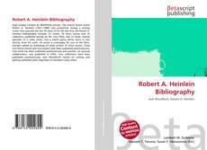 Обложка Robert A. Heinlein Bibliography