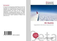 Copertina di Air Austria
