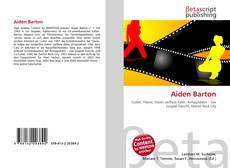 Bookcover of Aiden Barton