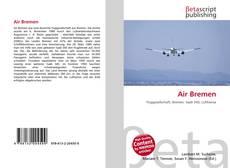 Couverture de Air Bremen
