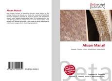 Portada del libro de Ahsan Manzil