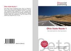 Portada del libro de Ohio State Route 1