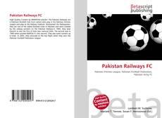 Portada del libro de Pakistan Railways FC