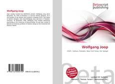 Couverture de Wolfgang Joop