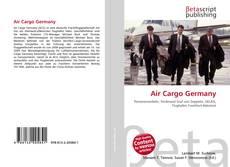 Capa do livro de Air Cargo Germany