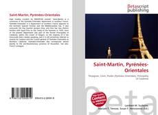 Borítókép a  Saint-Martin, Pyrénées-Orientales - hoz