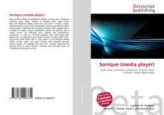 Bookcover of Sonique (media player)