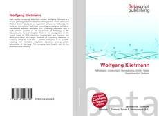 Buchcover von Wolfgang Klietmann