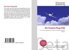 Обложка Air-France-Flug 358