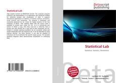 Обложка Statistical Lab