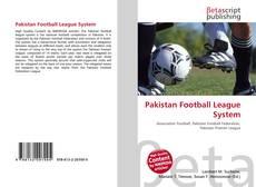 Couverture de Pakistan Football League System