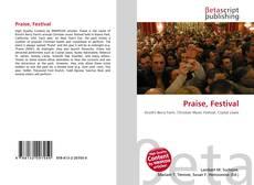 Bookcover of Praise, Festival