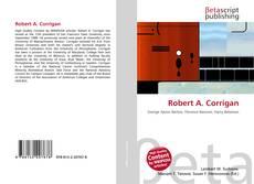 Copertina di Robert A. Corrigan