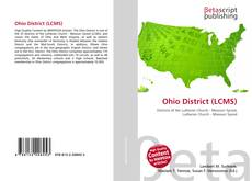 Bookcover of Ohio District (LCMS)