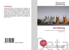 Air-Policing kitap kapağı