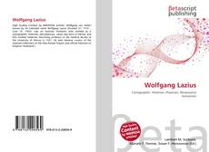 Bookcover of Wolfgang Lazius