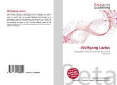 Copertina di Wolfgang Lazius