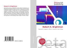 Обложка Robert A. Brightman