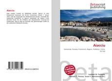 Bookcover of Aiacciu