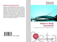 Buchcover von Robert A. Brady (Economist)
