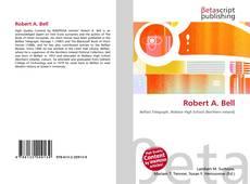 Обложка Robert A. Bell