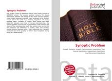 Bookcover of Synoptic Problem