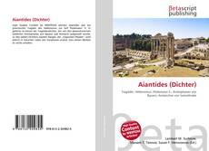 Buchcover von Aiantides (Dichter)