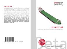 Bookcover of USS LST-749