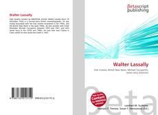 Bookcover of Walter Lassally