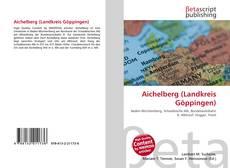 Capa do livro de Aichelberg (Landkreis Göppingen)