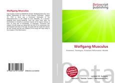 Copertina di Wolfgang Musculus