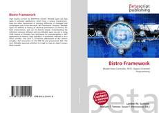 Обложка Bistro Framework