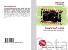 Pakshiraja Studios kitap kapağı